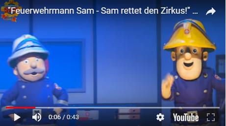 Feuerwehrmann Sam_YouTube
