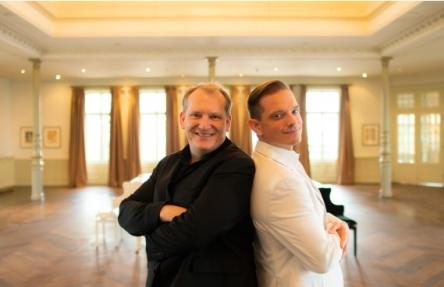 David & Götz, Foto: Daniel Fes